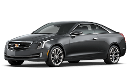 Cadillac ATS Facelift Coupe