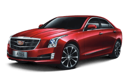 Cadillac ATS-L wheels and tires specs icon