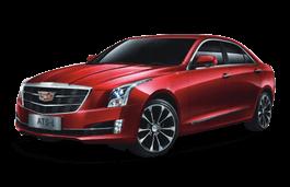 Cadillac ATS-L Berline