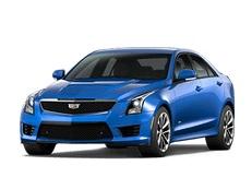 Cadillac ATS-V GM Alpha Saloon