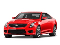 Cadillac ATS-V GM Alpha Coupe