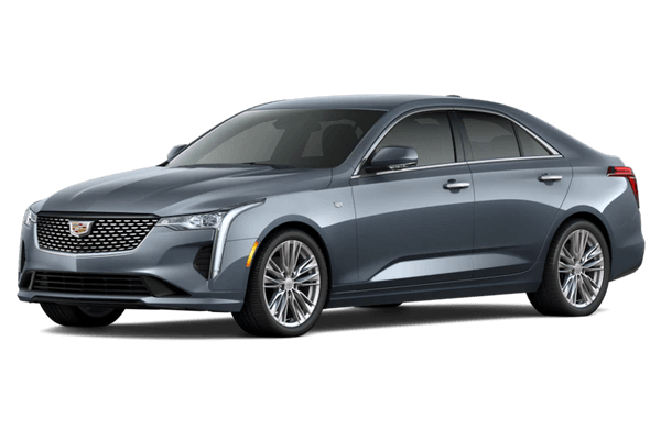 Cadillac CT4 wheels and tires specs icon