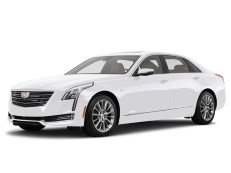 Cadillac CT6 GM Omega I Saloon