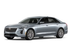 Cadillac CT6 GM Omega II Berline