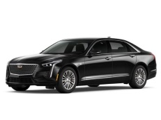 Cadillac CT6-V GM Omega Saloon