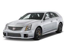 Cadillac CTS-V GM Sigma II Estate
