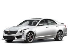 Cadillac CTS-V GM Alpha Berline