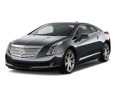 卡迪拉克 ELR GM Voltec Coupe