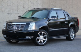 Cadillac Escalade GMT900 Pickup