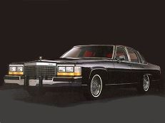 Cadillac Fleetwood Brougham wheels and tires specs icon