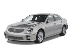 Cadillac STS-V GM Sigma Limousine