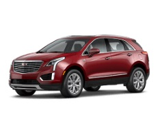Cadillac XT5 wheels and tires specs icon
