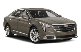 Cadillac XTS Restyling Berline