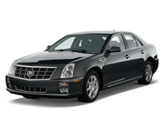 Cadillac STS wheels and tires specs icon