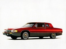 Cadillac Fleetwood C-body Coupe