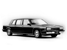 Cadillac Fleetwood C-body Special Design