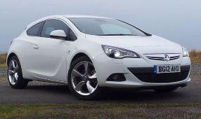 Vauxhall Astra GTC J Restyling Hatchback