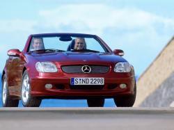 Mercedes-Benz SLK-Class I (R170) Convertible