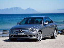 Mercedes-Benz C-Class III (W204/S204) Saloon