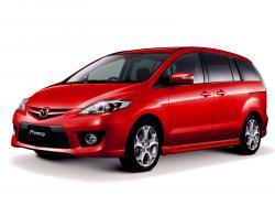 icono de especificaciones de Mazda Premacy  ruedas y neumáticos