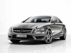 Mercedes-Benz CLS-Class C218/X218 Coupe