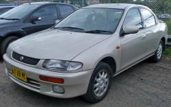 Mazda Protege II (BH) Saloon