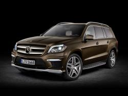 Mercedes-Benz GL-Class II (X166) Closed Off-Road Vehicle