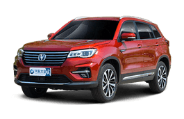 Changan CS75 Facelift SUV