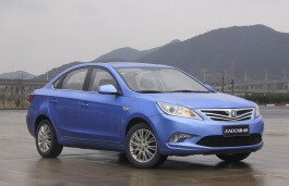 Changan Eado Saloon