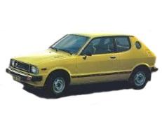 Daihatsu Charade G10/20 Hatchback