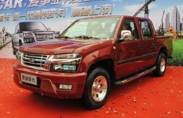 奇瑞 爱卡 Pickup Double Cab