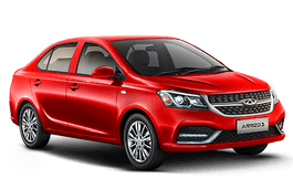 Chery Arrizo 3 wheels and tires specs icon