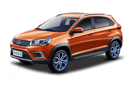 Chery Tiggo 3xe wheels and tires specs icon