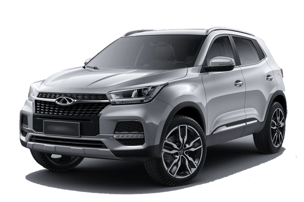 Chery Tiggo 4 wheels and tires specs icon