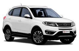 Chery Tiggo 5 wheels and tires specs icon