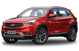 Chery Tiggo 7 wheels and tires specs icon