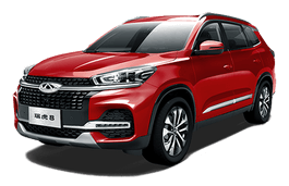 Chery Tiggo 8 wheels and tires specs icon