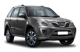 Chery Tiggo FL wheels and tires specs icon