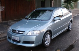 Chevrolet Astra II Facelift Hatchback