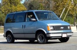 Chevrolet Astro I MPV