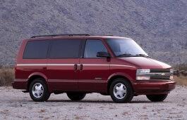 Chevrolet Astro II MPV