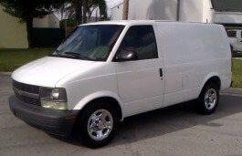 Chevrolet Astro II Box