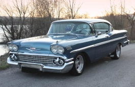 Chevrolet Bel Air III Hardtop