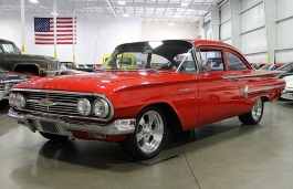 Chevrolet Bel Air IV Restyling Coupe