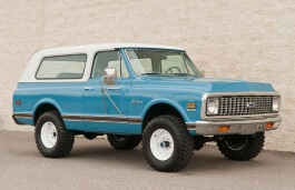 Chevrolet Blazer I Closed Off-Road Vehicle