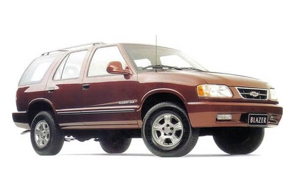 Chevrolet Blazer II SUV