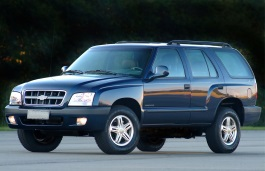 Chevrolet Blazer Specs Of Wheel Sizes Tires Pcd Offset And Rims