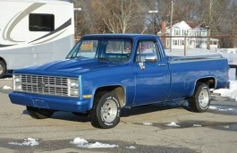 Chevrolet C10 Pickup Regular Cab