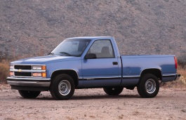 Chevrolet C1500 - Specs of wheel sizes, tires, PCD, Offset