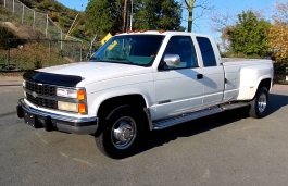 opony do Chevrolet C3500 1988 .. 2004 Pickup Extended Cab, 2d